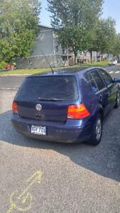 2002 Volkswagen Golf 2L