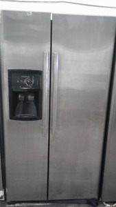 Frigidaire Double Door Stainless Steel Fridge 36""