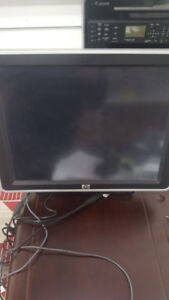 HP AP5000 Intel Core 2 Duo E7400 2.80GHz Touch Screen