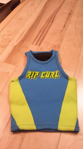 RIP CURL  youth water vest