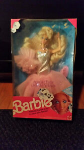 Sparkle Eyes Barbie