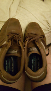 Sketchers mens shoes size 10, worn twice