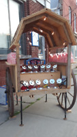 Candy cart for rent