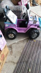 child electric jeep Windsor Region Ontario image 1