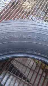 275/60/20 firestone destination tires