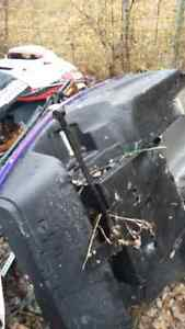 Polaris wedge chassis bellypan Strathcona County Edmonton Area image 1