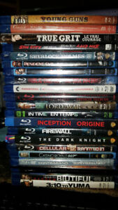 20 BRAND NEW BLURAYS FOR $60
