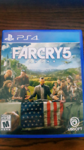 Far Cry 5 for the Ps4