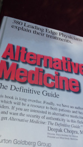ALTERNATIVE MEDICINE  THE  BURTON  GOLDBERG GROUP