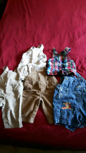 Baby Boy's clothes,lot, from 0-3 to 12-18/ 24. $0.50 each