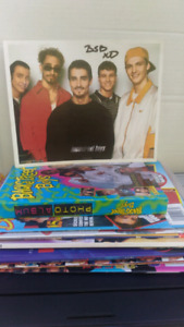 LARGE LOT COLLECTION OF BACKSTREET BOYS