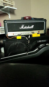 Marshall AVT 50 watt head