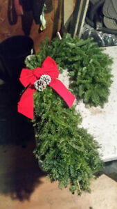 Order Early for your Christmas decoration! Wreaths/ Candy canes