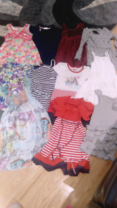 Girls size 5 and 6 (54 items)