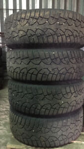 ford escape winter tire package