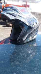 Xl modular zox helmet