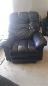 Lazy Boy Leather Recliner Chairs