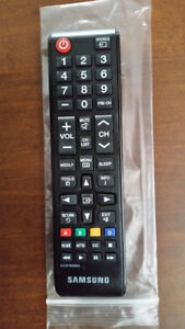 Telecommande Samsung / Samsung Remote for Tv series 4000-9000