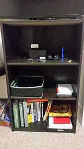 Book shelf with 3 shelves in good condition $40 OBO