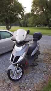 Scooter 175 cc
