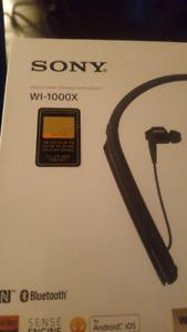 Sony w1-1000x wireless noise canceling headset