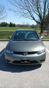 2006 Honda Civic LX Coupe (2 door)