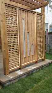 Custom Decks, Pergolas, Fences and Structures Kitchener / Waterloo Kitchener Area image 7