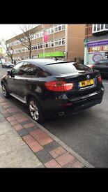 BMW X6 with Extras