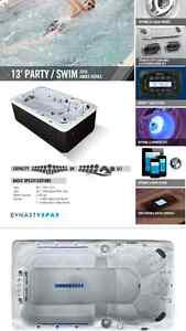 ALL NEW 13' SWIM SPA NEW INTRO PRICE. HURRY BEFORE THERE GONE