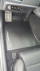 Kia Stinger Winter / All Weather Rubber Mats
