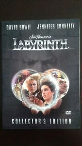 ''Labyrinth'' Collector's Edition DVD