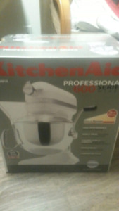 Kitchen aid proffesional 600 series mixer