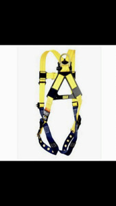 Fall arrest Salsa harness