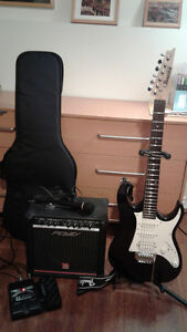 Electric Guitar and Accessories
