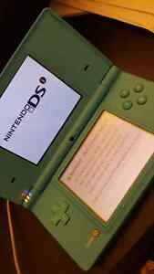Nintendo Dsi with charger & 2 Mario games