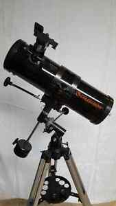 Celestron Firstscope 114 Compact Telescope