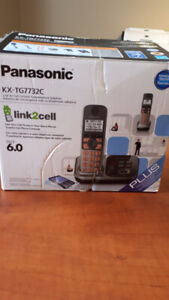 Panasonic Link2Cell Phones