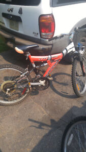 Boy's supercycle bike for sale!