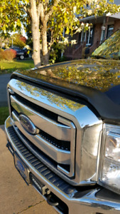 BUG DEFLECTOR FOR FORD F250