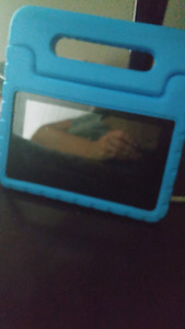 Alcatel tablet and case