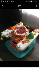 Fisher-Price 4-in-1 Step 'n Play Piano ***LOWERED PRICE***