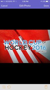 WORLD CUP OF HOCKEY TICKETS - From $9!!!