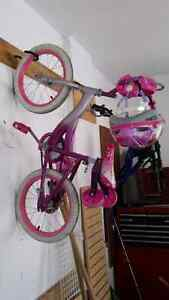 14 inch princess bike