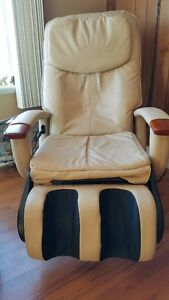 Human Touch Message Chair