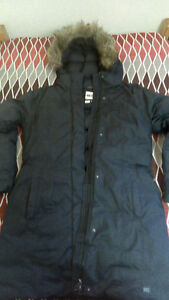 MEC Womens' Black Parka and Padded Mitts for Sale