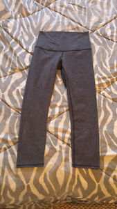 2 pairs of size 4 Lululemon crops *price is for both*