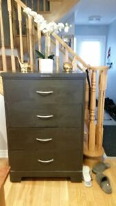 Drawer and dinner chairs for sale