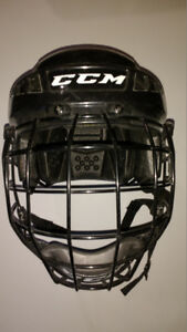 CCM SM-15 Hockey Helmet with face cage