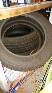 4 winter tires 205/for/16