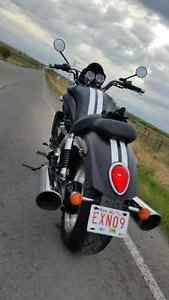 2014 Triumph Rocket 111 Roadster Mint Super Low K's